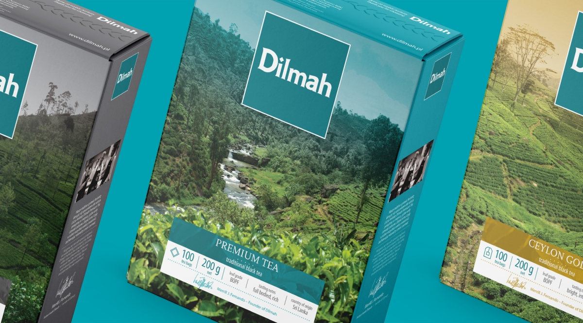 Dilmah Packaging System |