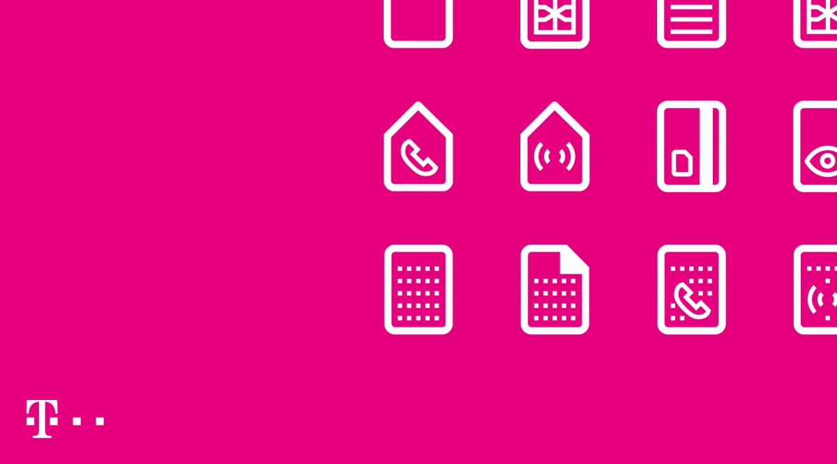 T-Mobile Icon System |